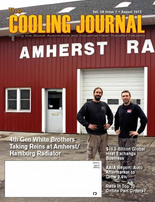 Cooling Journal - Amherst Radiator